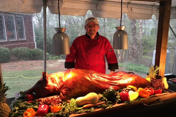 South 40 Whole Hog Catering